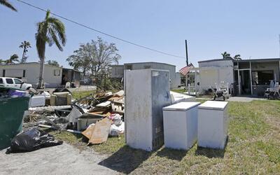 El gobierno federal determinó que residentes de 48 condados de Fl...