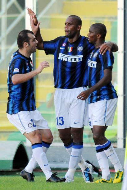 Inter de Milán sufrió pero se impuso enla fecha 3 de la Liga italiana.