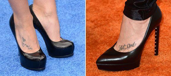 Cada vez son más las celebridades, que al desfilar por la alfombra roja,...
