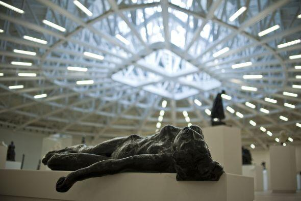 El recinto cultural forma parte de un complejo urbanístico, que incluye...