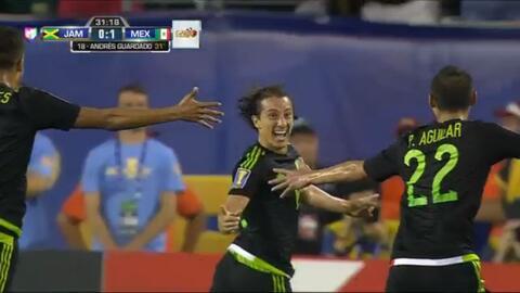 Andrés Guardado acabó con 6 goles en Copa Oro y fue nombrado el jugador...