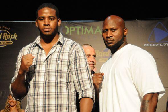 El invicto peso pesado cubano Glendy Hernández peleará contra Tobías Rice.