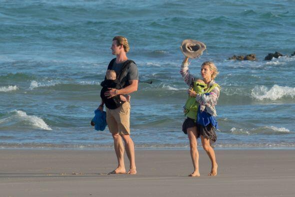 El par de actores ya había externado su deseo por ser padres, y a...