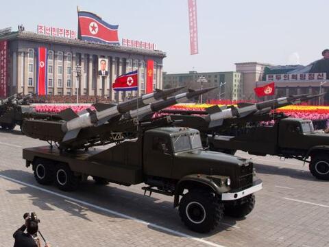 """""""Si Corea del Norte ataca Corea del Sur con armas nucleares, el r&eacute..."""
