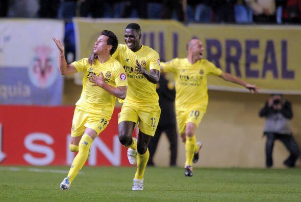 Pertenecer a la Segunda División de España no impide al Villarreal presu...