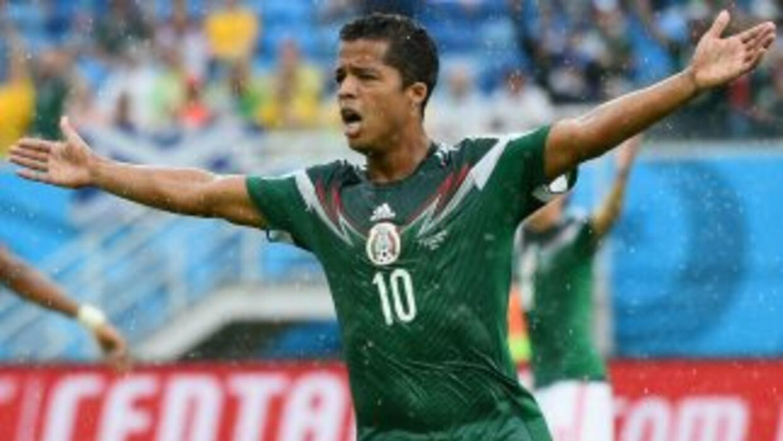 Dos Santos destacó el trabajo del equipo mexicano pese a los dos goles a...