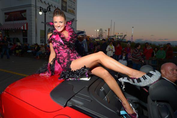 Miss Wisconsin Paula Mae Kuiper