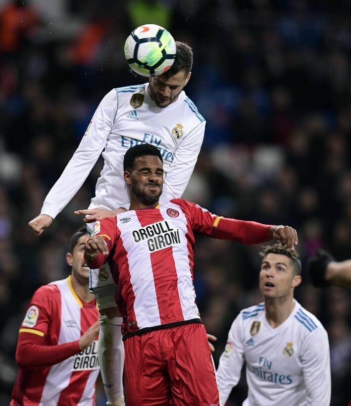 En fotos: Real Madrid superó al Girona con póker de Cristiano gettyimage...
