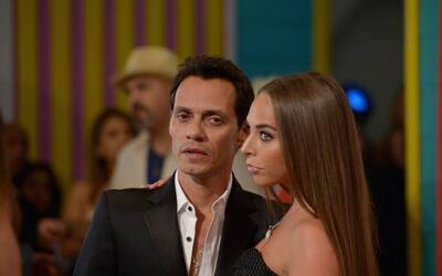 Incluso Jennifer Lopez llegó a aconsejar a Marc para retener el a...