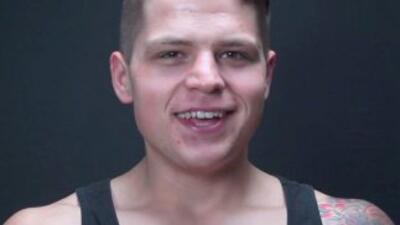 John Glaude de 21 años. Fotos por video