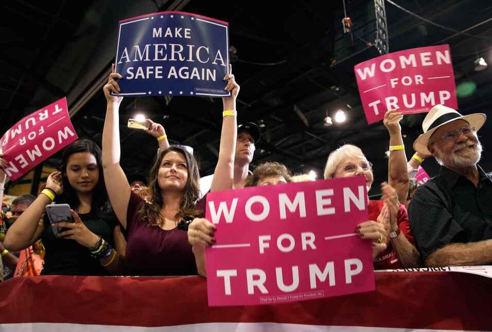 Donald Trump Arizona
