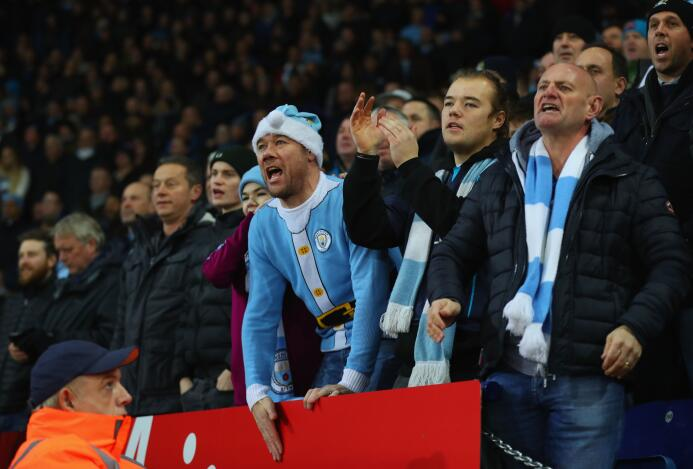 Manchester City, en penales, clasificó a la semifinal de la Copa de la L...