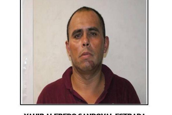 En octubre de 2014 Yahir fue arrestado por el presunto asesinato de Aldo...