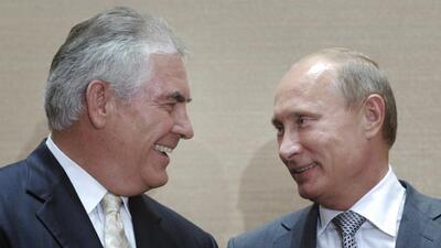 Donald Trump elige a Rex Tillerson como Secretario de Estado