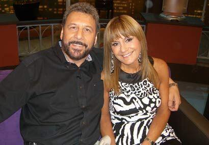 Roxana sintió amor a primera vista al conocer a Fernando Noriega.