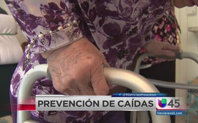 Prevención de caídas en ancianos