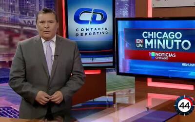 Contacto Deportivo Chicago en un minuto: Los Celtics empatan la serie do...