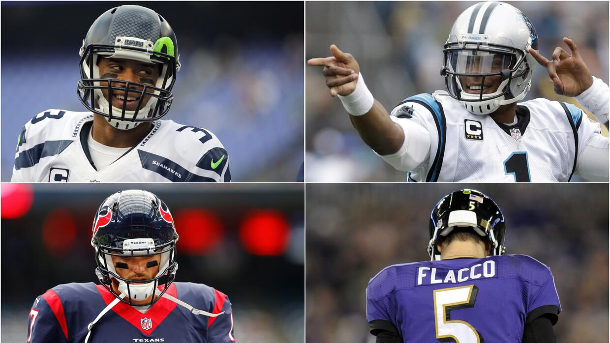 Quarterbacks multimillonarios