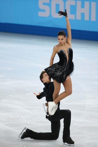 Es el debut de esta prueba en el programa olímpico de los Juegos de Invi...