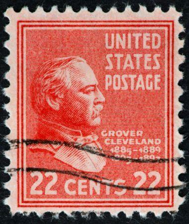 #24- Grover Cleveland. Mandato desde 4 de marzo de 1893, hasta 4 de marz...