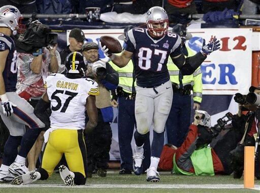 Los New England Patriots lograron su primera victoria de la temporada (2...