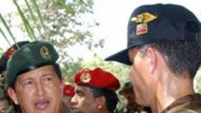 General retirado deunció presencia de cubanos en las fuerzas armadas de...