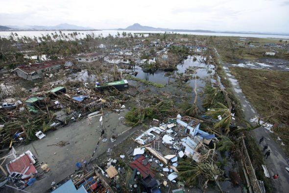 """""""Esta será una de las más grandes campañas de respuesta a una catástrofe..."""