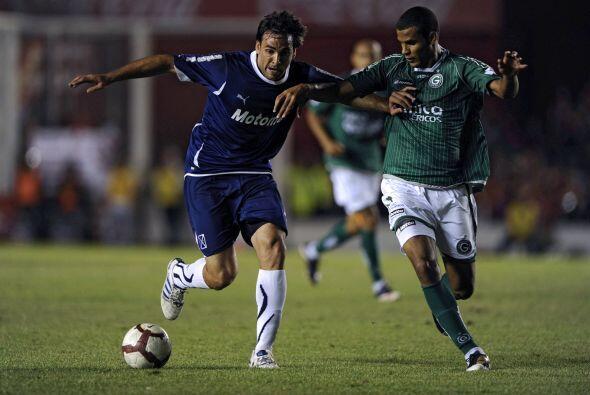 La Copa Sudamericana se disputó entre Independiente de Argentina y el Go...
