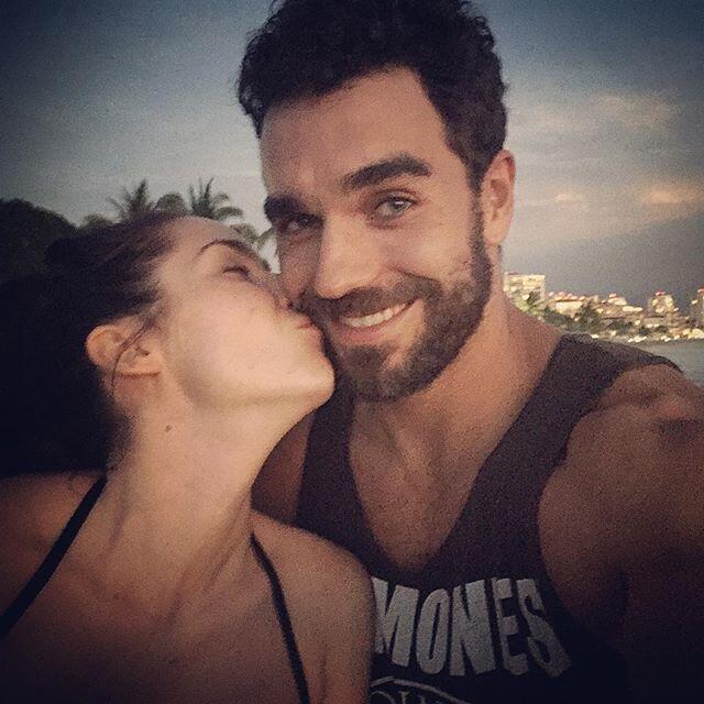 Ariadne Diaz y Marcus