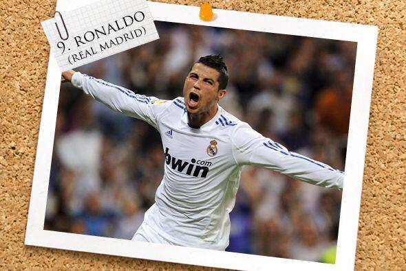La delantera abre con el hombre del torneo en la Liga española, Cristian...