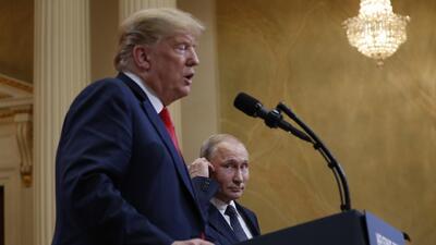 Las incoherencias de Trump y su reunión con Putin, ¿mostró Trump subordinación?