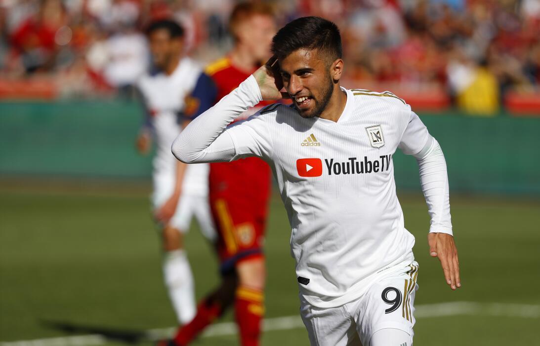 En fotos: LAFC gana de nuevo de la mano de Carlos Vela y Diego Rossi die...