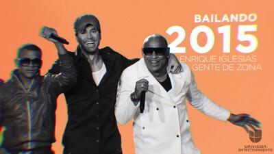 2015   'Bailando': Enrique Iglesias y esta canción pusieron a 'Gente de zona' en el mapa