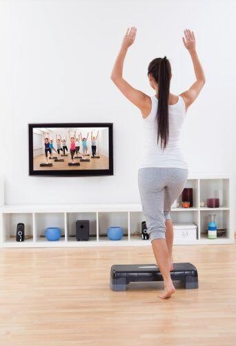 ¡'Steps' será otro ejercicio que podrás realizar con...