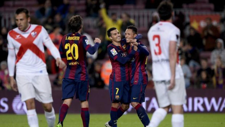 La banca del Barcelona le dio un paseo al Huesca en el partido de vuelta...