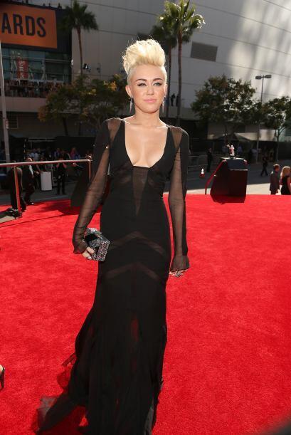 Tenemos que reconocer que Miley sabe muy bien cómo sacarle provec...