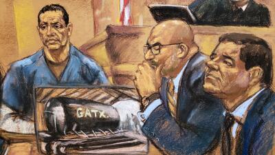 Los trenes de 'El Chapo': nuevo testigo relata cómo el cartel llevó droga sobre rieles a EEUU