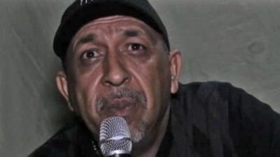 Servando Gómez, alias La Tuta, líder y fundador de Los Caballeros Templa...