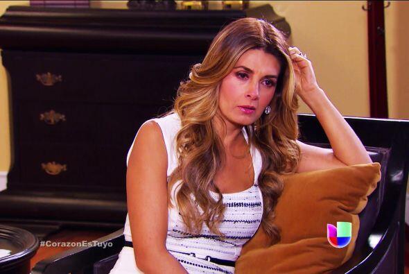 ¿Qué tanto tramas Isabela? Se ve que tu odio por Ana se hizo más fuerte.