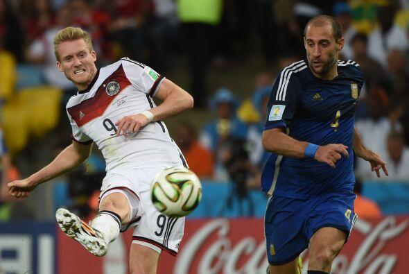 No podía faltar Alemania en nuestra lista, el jugador que más incrementó...