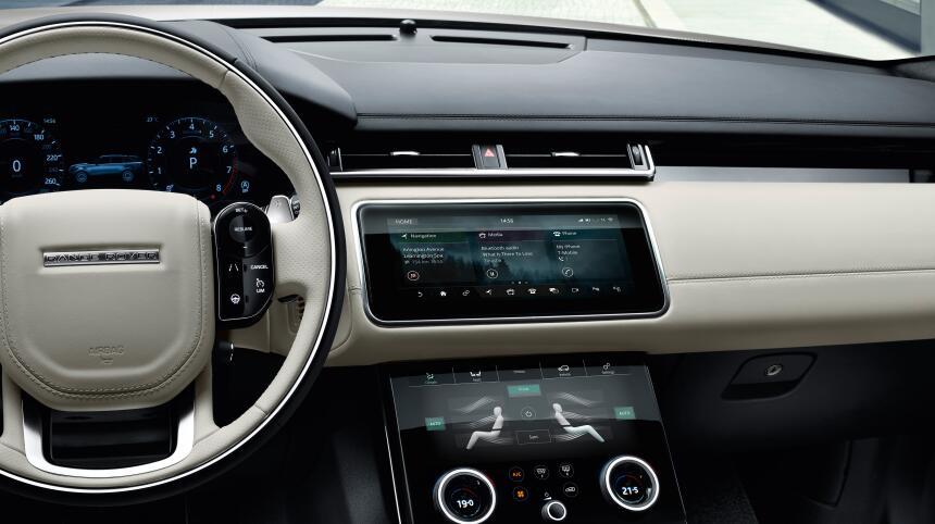 La nueva Range Rover Velar en fotos rrvelar18my009glhdinteriordetails010...