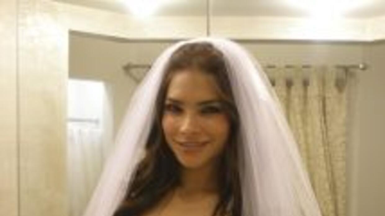 Los vestidos de Alejandra Espinoza