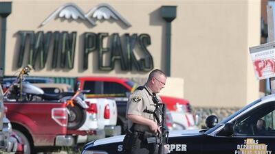 En mayo del 2015, un tiroteo en Waco, Texas, dejó nueve muertos y...