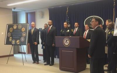 Anuncian una nueva iniciativa para combatir los crímenes violentos en Ho...