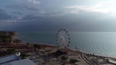 Palu, la ciudad indonesia que parece un cementerio tras el tsunami