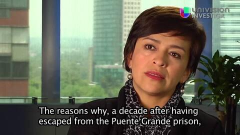 Anabel Hernandez on El Chapo Guzman