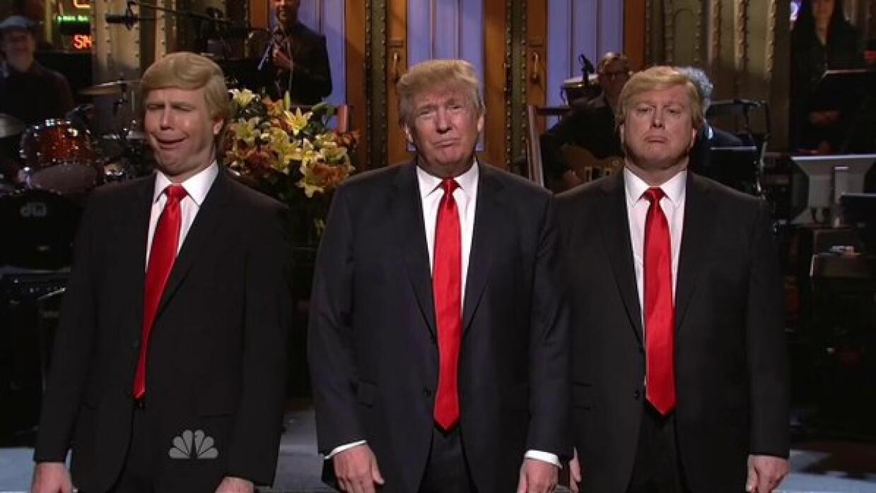Donald Trump en SNL