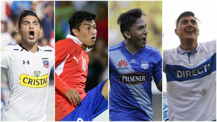 Los 10 refuerzos que quieren romper la Liga MX a su llegada FotorCreated...