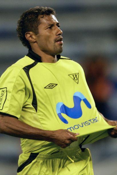 Roberto Palacios formó parte del plantel y dejó su huella en la historia...