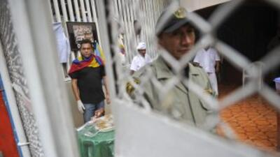 Presos de alta peligrosidad se amotinaron en el penal de Challapalca, en...